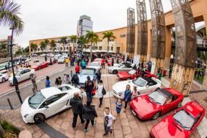 IBV Supercar Lineup