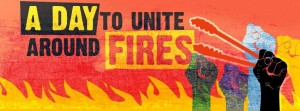 A Day to Unite Around Fires