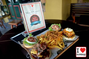 Waxy O' Connor's Burger