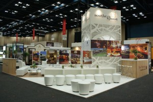 Exhibitions at the Durban ICC