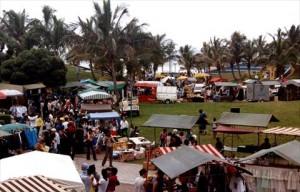 Amphitheatre Flea market