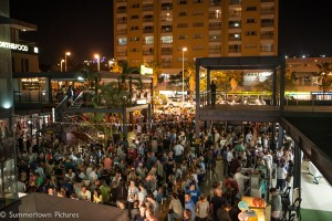 Granada Square - NIght Market