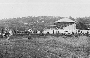 The Old Greyville Grand Stand