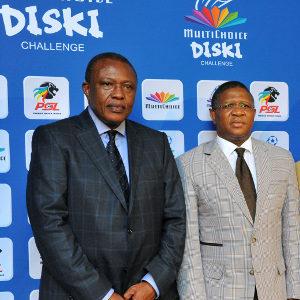 Dr Irvin Khoza, Fikile Mbalula, Minister of Sport and Recreation