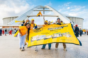 Kaizer Chiefs Fans - Kevin Sawyer Photography