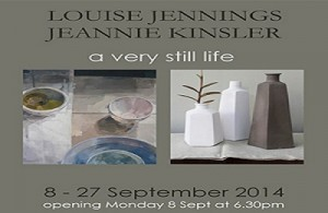 Louise Jennings and Jeannie Kinsler Art Exhibition