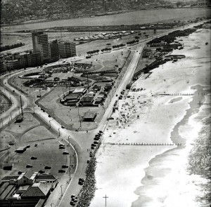 North Beach Durban 1949