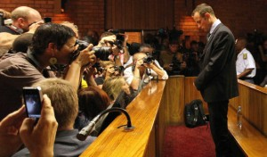 NOT GUILTY - Oscar Pistorius