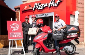 Pizza Hut Delivery Service