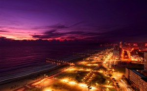 The Beautiful Durban Beachfront