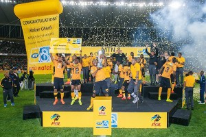 The Winners of MTN8 - Kaizer Chiefs