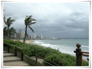Windy weather is expected in Durban