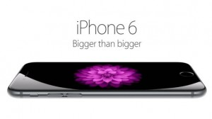 iPhone 6 - Bigger than Better