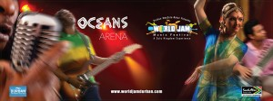 World Jam Festival in Durban