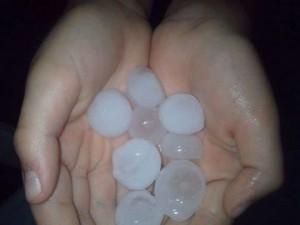 Hail Storm Durban