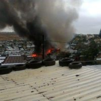 Fire in Durban Extinguished!