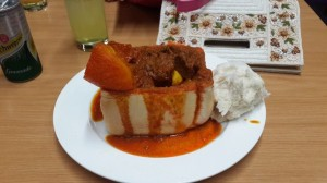 Hollywood's Winning Bunny Chow
