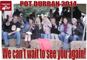 Pot Durban 2014