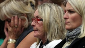 Reeva's Family in Court