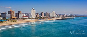 Durban Golden Mile Now - Pic By Grant Pitcher