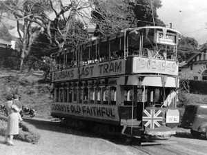 Electric Trams - Old Faithful