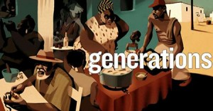 Generations is an off-Broadway play about a South African township family that disappears with time, as they cook, share their life stories and food.