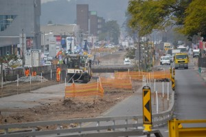 Go! Durban Construction Taking Place Around The City