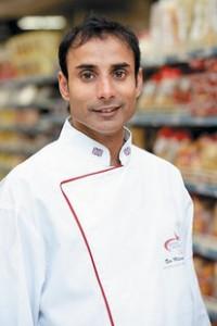 Chef Reza Mahammad
