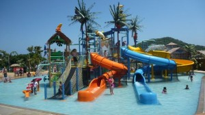 Kids Area at Wild Waves