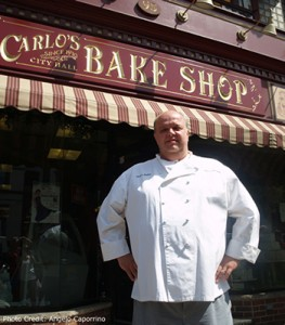Mauro Castano From The Cake Boss