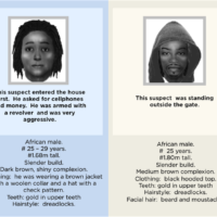 Identikits of Meyiwa Murder Released
