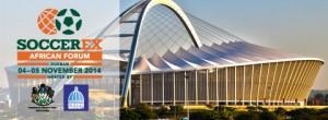 Soccerex 2014 Durban