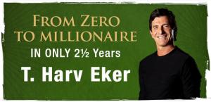 T Harv Eker - From Zero to Millionaire