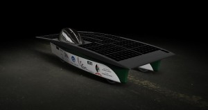 UKZN solar car iKwla