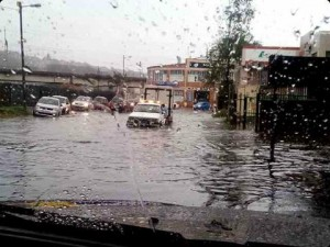 Umgeni Road Flood