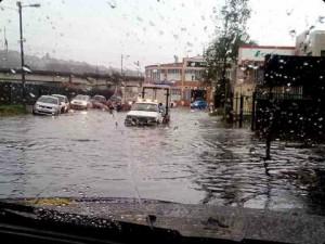 Umgeni Road Flood