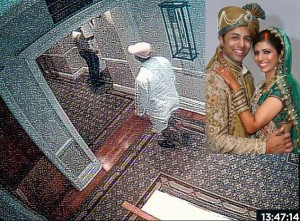 Was Shrien Dewani Handing over Cash?