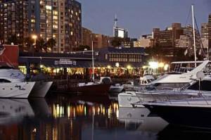 Wilson's Wharf