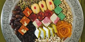 Diwali sweetmeats