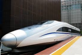 Chinese Speed-Trains