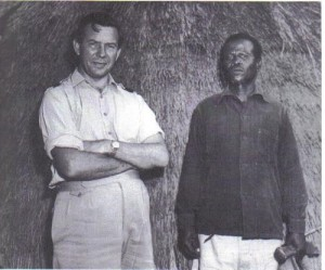 Ian Player And Magqubu Ntombela In The 1960s