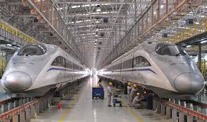 Speed-Trains Being Constructed