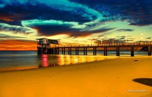 Ushaka Beach - Pic: Denis Ananiadis