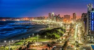 Durban Beachfront - Kierran Allan