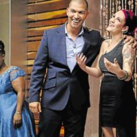 Roxi Wardman Wins Masterchef!