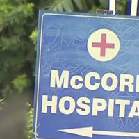 NEW PLANS FOR McCord HOSPITAL