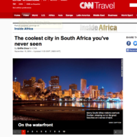 CNN article of Durban has gone Viral!