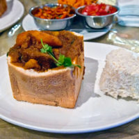 Bunny Chow Barometer Competition in Durban