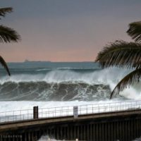 Huge Durban Waves and Surfing is Awesome!