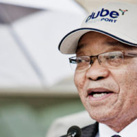 Zuma Hands Over Permit To Dube Trade Port